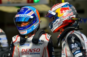 #8 Toyota Gazoo Racing Toyota TS050: Fernando Alonso, Sébastien Buemi