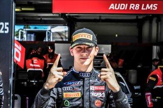 #2 Belgian Audi Club Team WRT Audi R8 LMS GT3: Charles Weerts