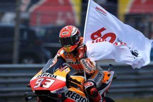 Обладатель второго места Марк Маркес, Repsol Honda Team