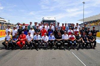 Les pilotes et patrons d'écurie saluent l'anniversaire de Sir Jackie Stewart