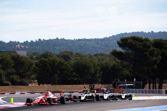 Маркус Армстронг, PREMA Racing, и Макс Фьютрелл, ART Grand Prix