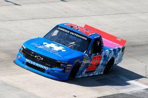 Stewart Friesen, Halmar Friesen Racing, Chevrolet Silverado hfrracingforautism.com/crossroads center for children