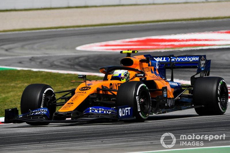 10: Lando Norris, McLaren MCL34, 1'17.338