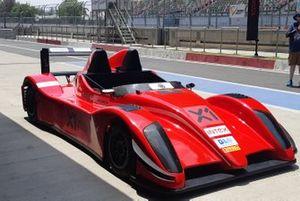 X1 Racing League car