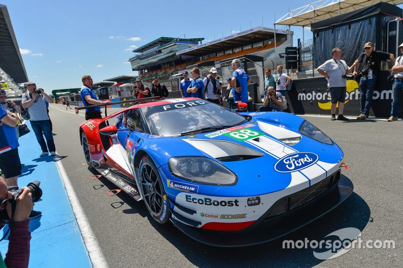 Ford Chip Ganassi Racing #68 (LMGTE Pro)