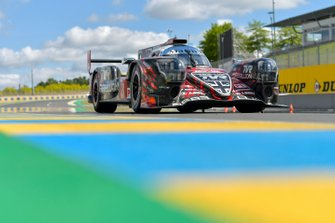 #3 Rebellion Racing Rebellion R-13: Nathanael Berthon, Gustavo Menezes, Thomas Laurent