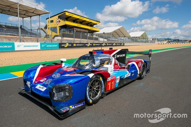 LMP1: #11 SMP Racing, BR-AER BR1