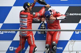 Данило Петруччи, Ducati Team, Андреа Довициозо, Ducati Team