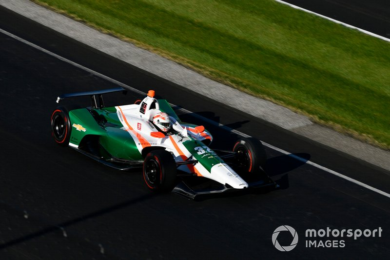33. Kyle Kaiser, Juncos Racing Chevrolet