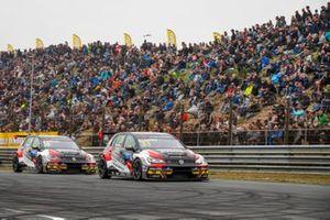 Беньямин Лойхтер и Йохан Кристофферссон, SLR Volkswagen, Volkswagen Golf GTI TCR