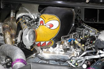 Engine Audi RS5 DTM