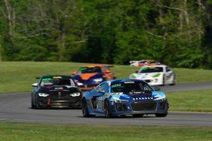 #91, Audi R8 LMS GT4, Jeff Burton