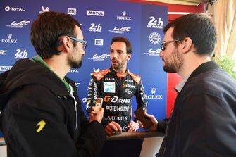 Жан-Эрик Вернь, G-Drive Racing
