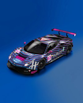 Ferrari 488 GTE #83, Kessel Racing, GUESS and Hublot partnership_