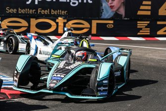 Alex Lynn, Panasonic Jaguar Racing, Jaguar I-Type 3, Antonio Felix da Costa, BMW I Andretti Motorsports, BMW iFE.18