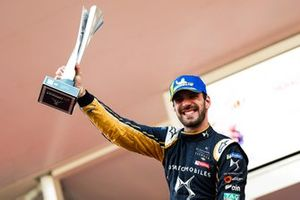 Race winner Jean-Eric Vergne, DS TECHEETAH, DS E-Tense FE19