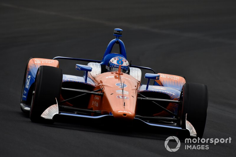 18º: #9 Scott Dixon, PNC Bank Chip Ganassi Racing, Chip Ganassi Racing Honda: 228.100 mph