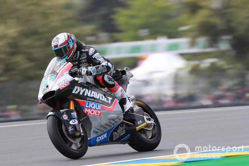 Marcel Schrotter, Intact GP, French MotoGP 2019