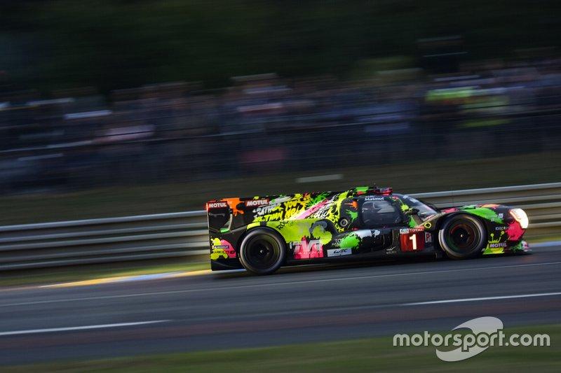 Las fotos del #1Rebellion Racing Rebellion R-13 de Andre Lotterer, Neel Jani y Bruno Senna en Le Mans