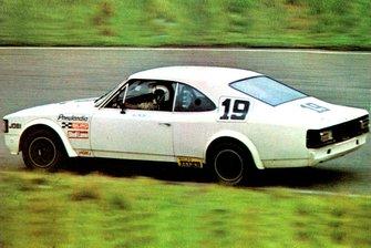 Alencar Jr. foi quem conquistou a 4ª temporada da Stock Car em 1982