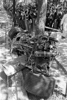 Unfallauto von Jochen Rindt, Lotus 72C