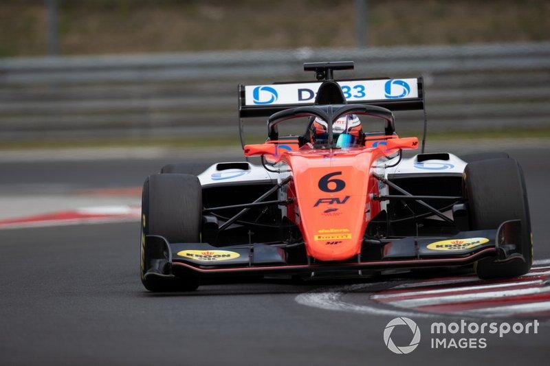 №6. Рихард Версхор (Нидерланды, 18 лет), MP Motorsport