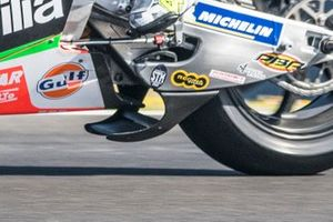 Aprilia Racing Team Gresini spoon detail
