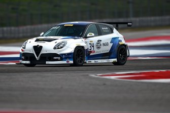 James Walker, Risi Competizione, Alfa Romeo Giulietta TCR