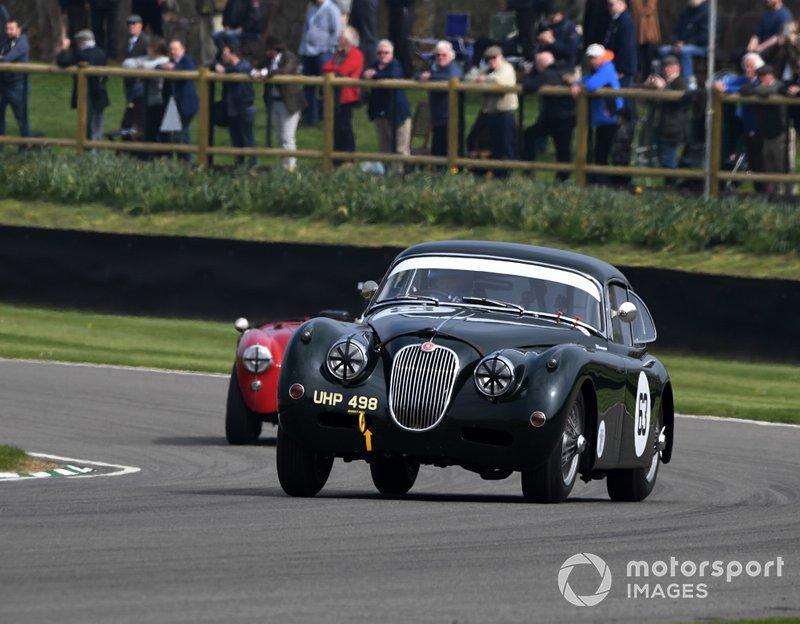 Tony Gaze Trophy, Marc Gordon Jaguar XK150