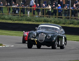 Tony Gaze Trophy, Marc Gordon Jaguar XK150