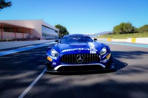 #88 AKKA ASP TEAM FRA Mercedes-AMG GT3, Rolling Shoot