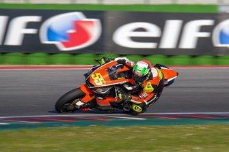 Massimo Roccoli, Rosso Corsa