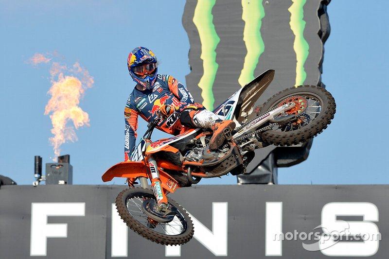 Jorge Prado, Red Bull KTM