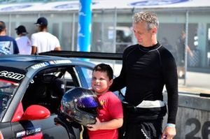 Andor Kovacs of TLM Racing