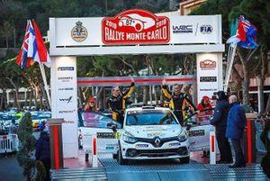 Olivier Courtois, Team Chazel Renault Clio R3T