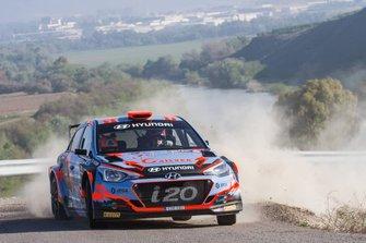 Ivan Ares, Jose Antonio Pintor, Hyundai i20 R5