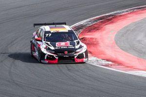 Rene Munnich, Munnich Motorsport, Honda Civic Type R TCR