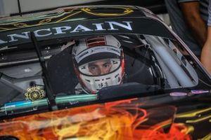 #16 Modena Motorsports Porsche 911 GT3 R: Mathias Beche