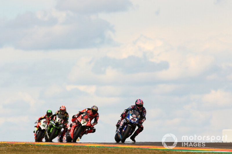 Alex Lowes, Pata Yamaha, Chaz Davies, Aruba.it Racing-Ducati Team