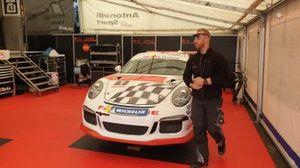 Porsche Mariusza Miękosia