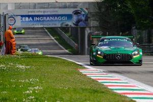 #6 Black Falcon Mercedes-AMG GT3: Abdulaziz Al Faisal, Hubert Haupt, Patrick Assenheimer