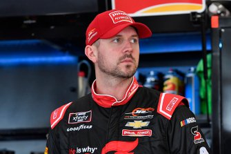 Michael Annett, JR Motorsports, Chevrolet Camaro Chevrolet Pilot Flying J / American Heart Association