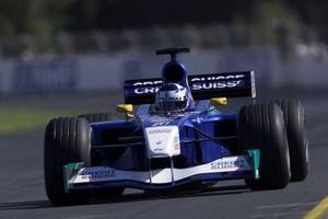 Kimi Raikkonen, Sauber C20 Petronas