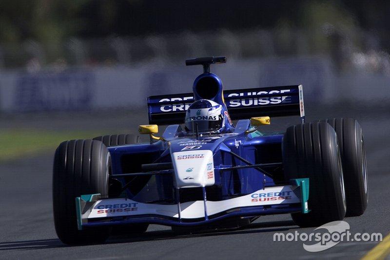 Sauber - 373 GP