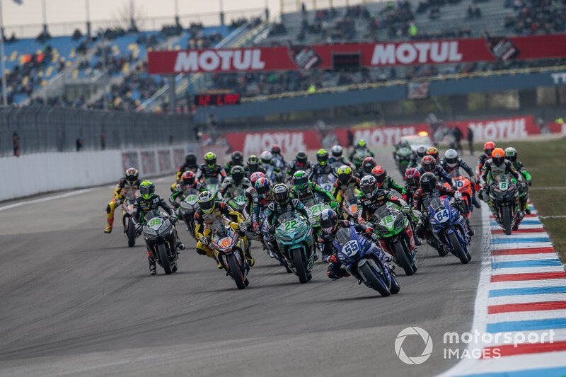 Action start WorldSSP300 Assen