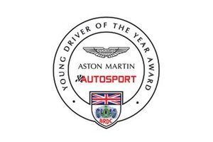 Aston Martin Autosport BRDC Young Driver of the Year award