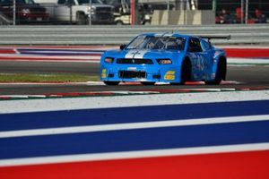 #43 TA2 Ford Mustang driven by Roberto Sabato of 6th Gear Garage