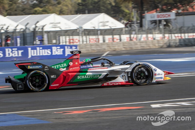 Lucas Di Grassi , Audi Sport ABT Schaeffler, Audi e-tron FE05