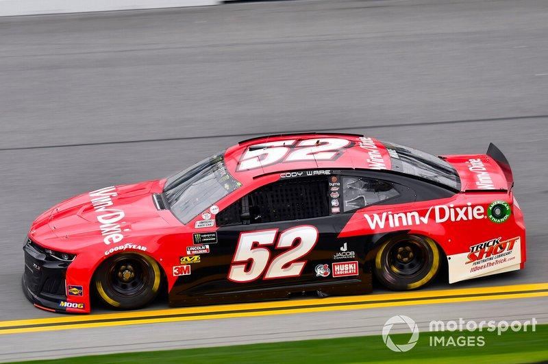 37. Cody Ware, Rick Ware Racing, Chevrolet Camaro