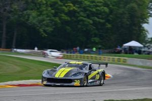 #30 TA Chevrolet Corvette driven by Richard Grant of Grant Racing